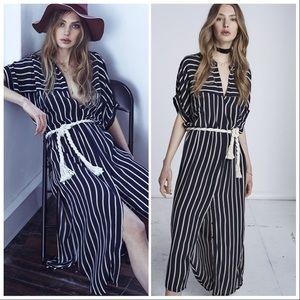 ✨Faithfull Gigi Striped Shirtdress